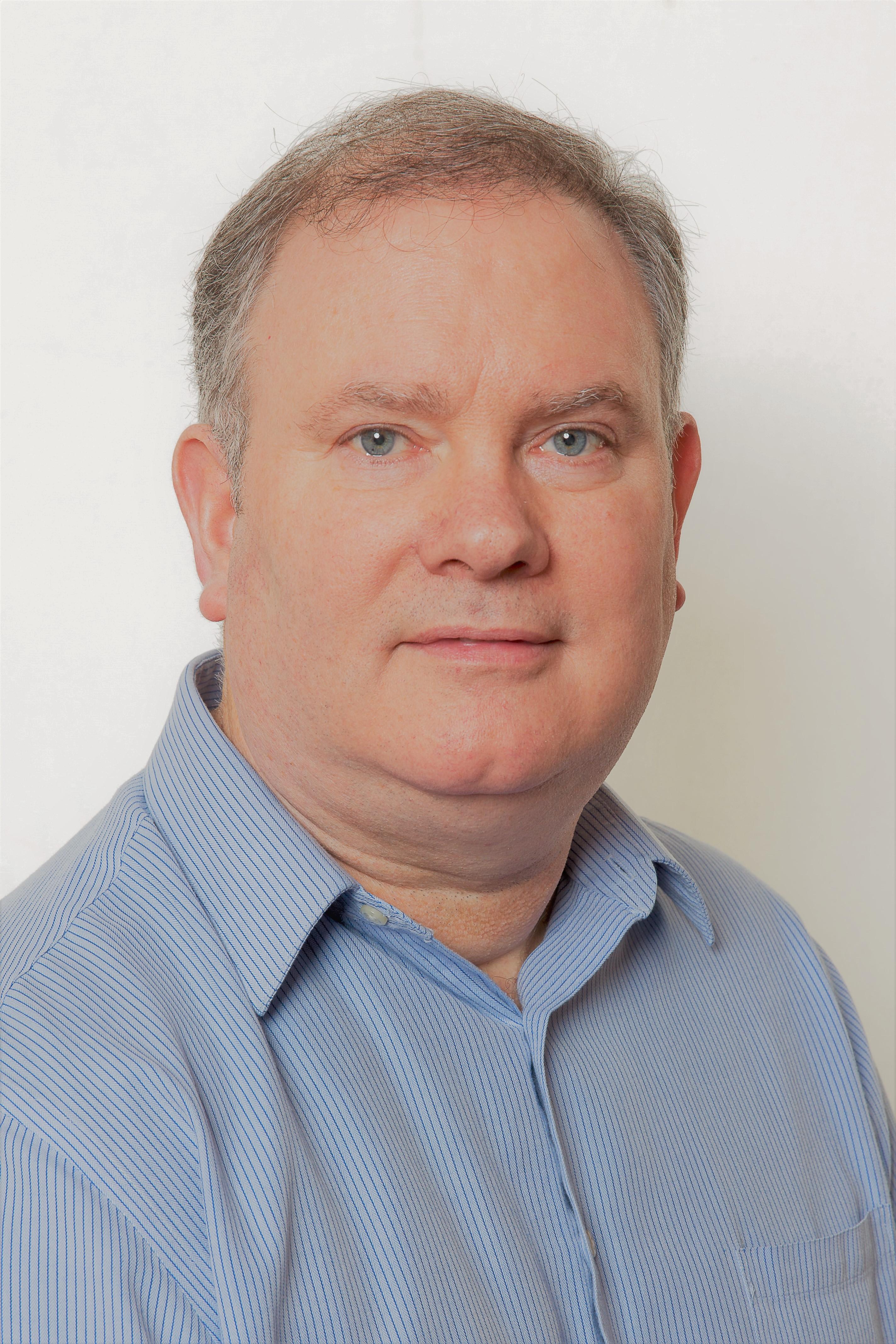 John Hickey Headshot