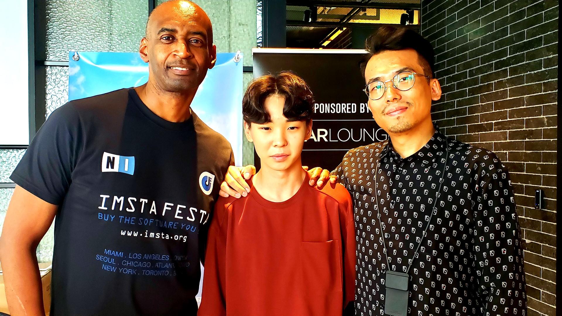 Lee Byung Wook of South Korea Wins IMSTA FESTA's 2018