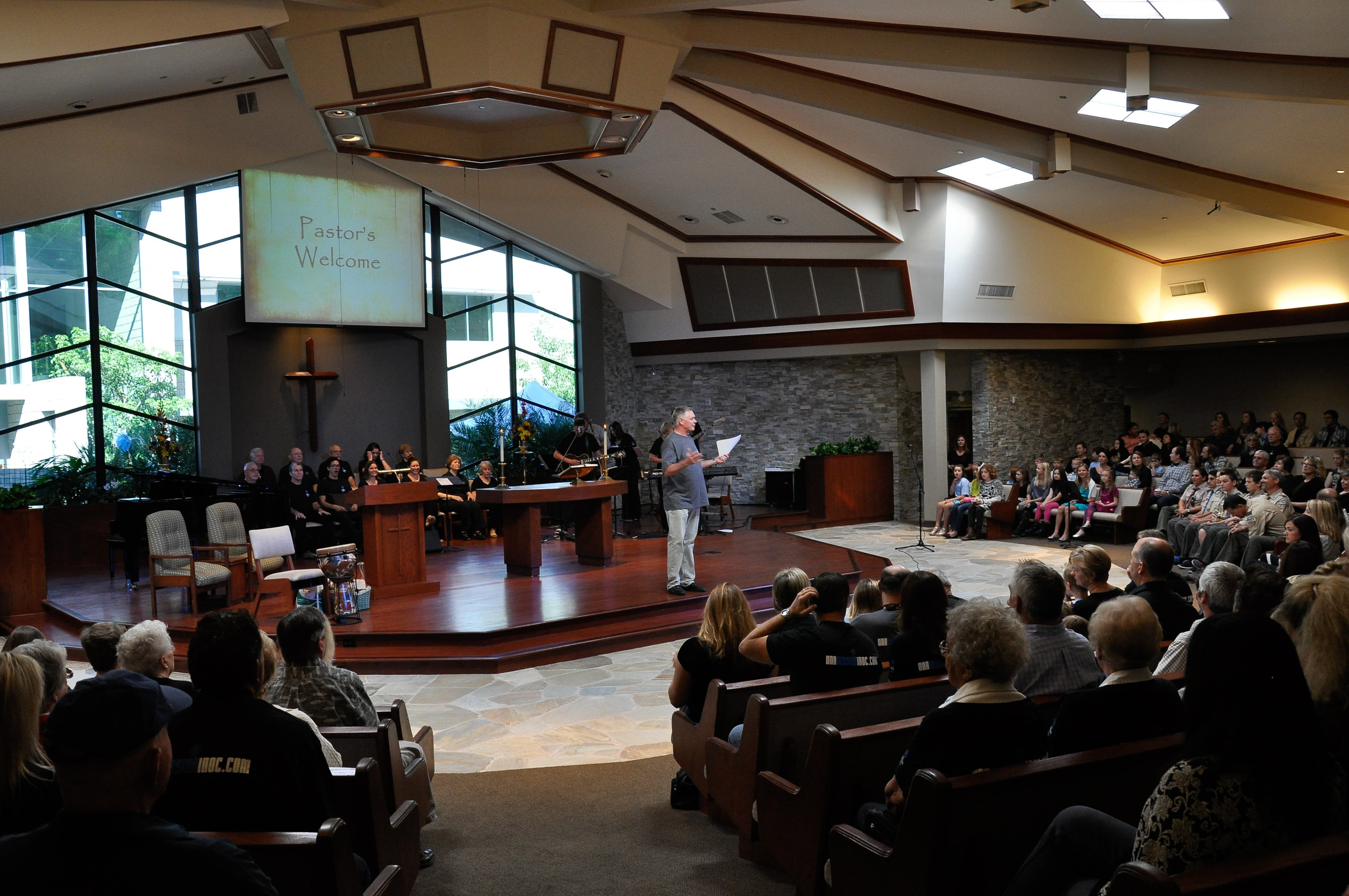 Mission Lutheran Church Builds New Audio Infrastructure On